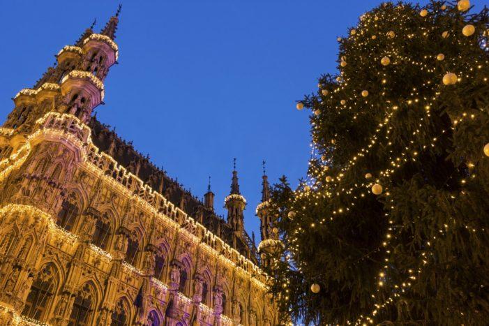 Busreis Kerstmarkt Leuven